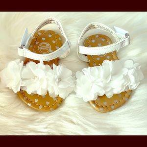 Baby sandals wonder nation size 2